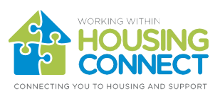 Working with Housing Connect logo