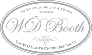 WD Booth Charitable Trust Logo